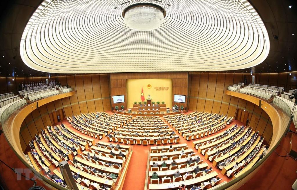 Bế mạc Kỳ họp thứ 8, Quốc hội khóa XIV sau 28 ngày làm việc