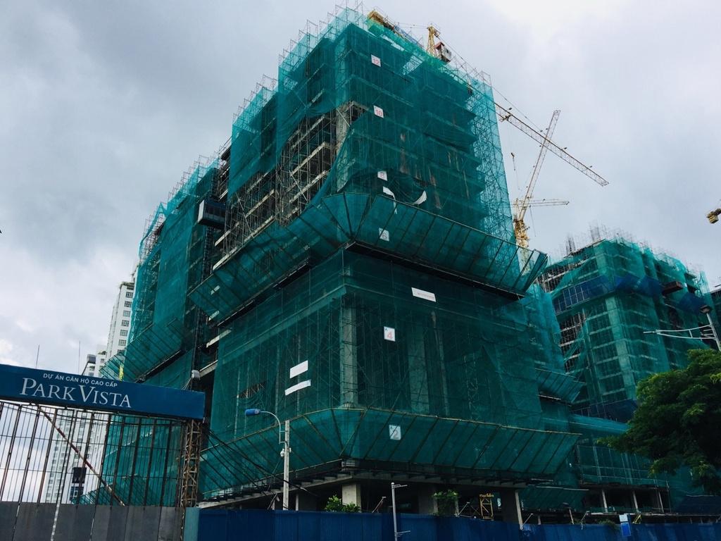 Dự án tại Phước Kiển, Nhà Bè có nhiều sai phạm