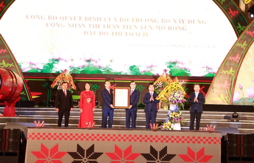 Tiên Yên (Quảng Ninh): Hành trang nhận lại tên thị xã