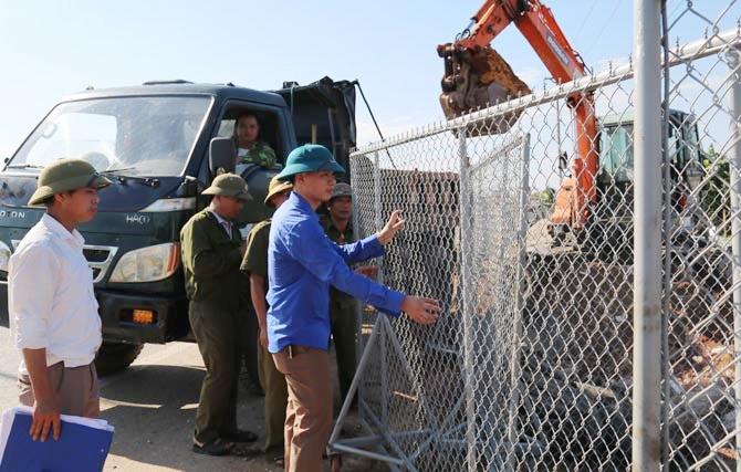 Yên Lạc (Vĩnh Phúc): Xã Đồng Văn tăng cường xử lý, giải quyết tồn tại vi phạm đất đai, lấn chiếm hành lang giao thông