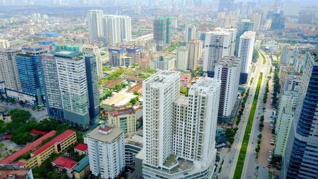Hà Nội hoàn thành hơn 3,4 triệu m2 sàn nhà ở với gần 26 nghìn căn hộ