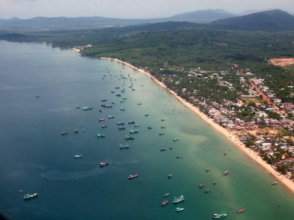 Kiên Giang: Xin điều chỉnh một số nội dung trong quy hoạch xây dựng đảo Phú Quốc