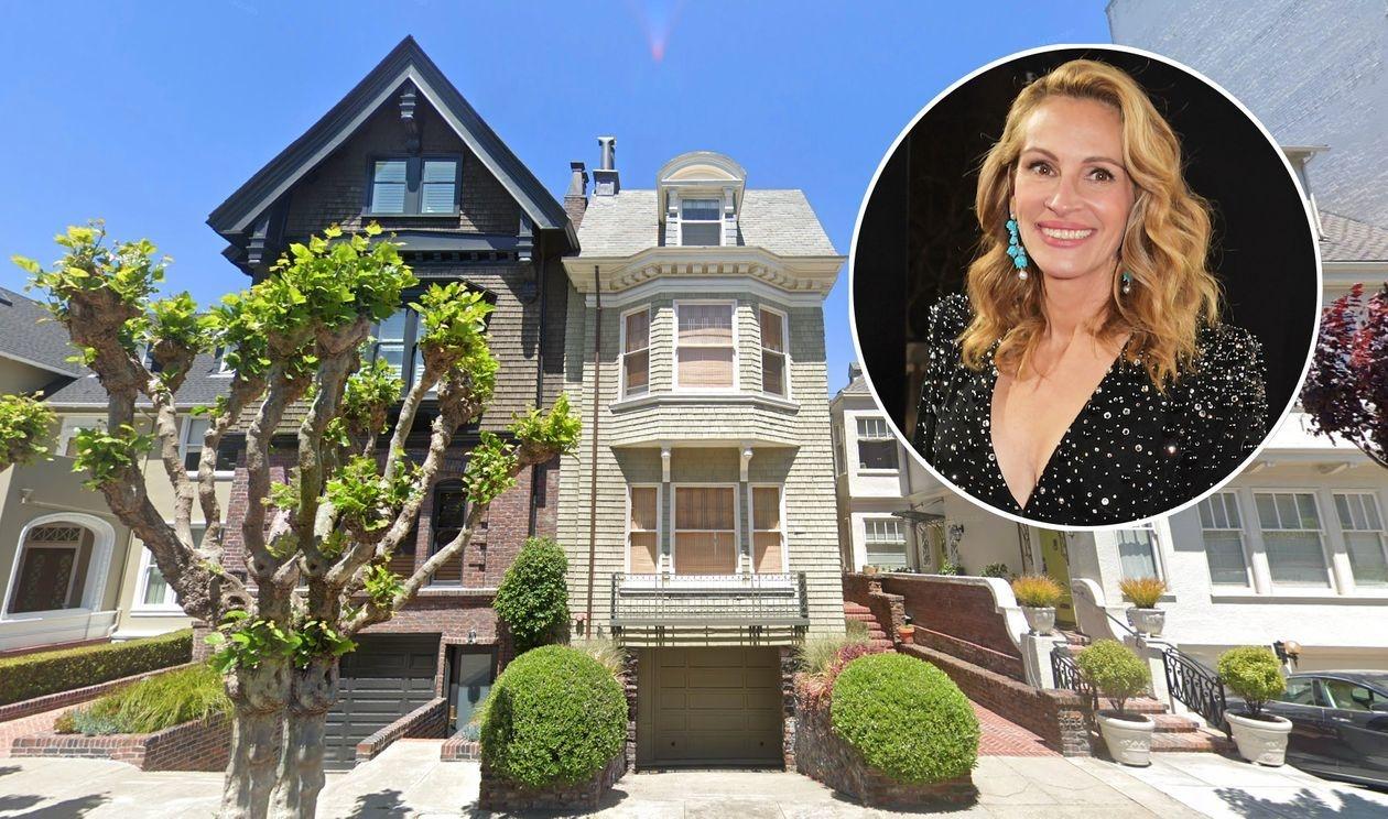 'Người đàn bà đẹp' Julia Roberts chi 200 tỷ mua nhà mới