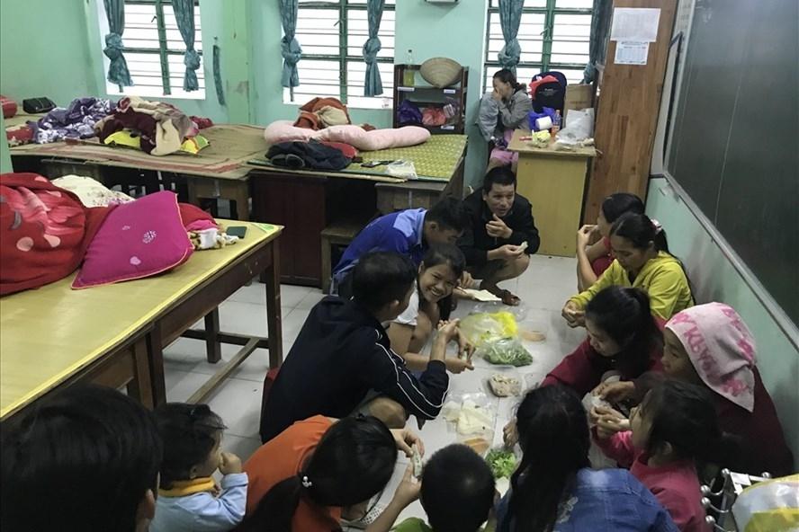 Bão số 13: Công nhân các khu nhà trọ Đà Nẵng có nơi trú ẩn an toàn