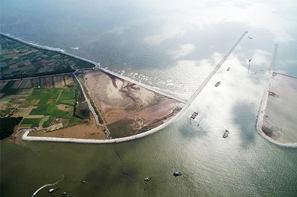 Đầu tư 107 triệu USD xây dựng kênh đào nối Sông Đáy - Ninh Cơ với cửa Lạch Giang