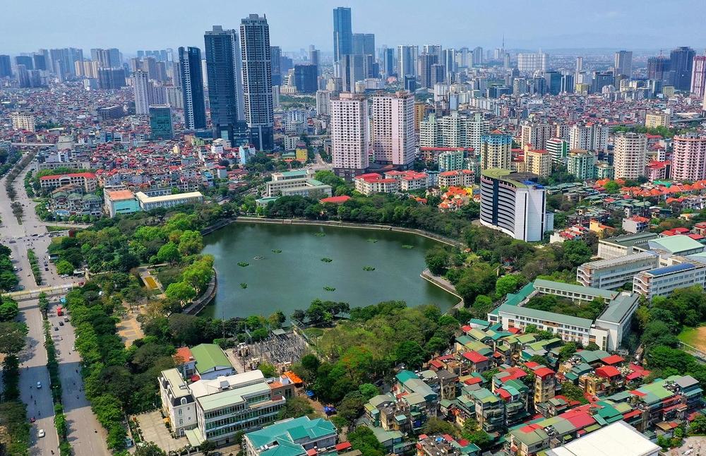 Đổi mới mô hình tăng trưởng trong quản lý phát triển đô thị theo hướng xanh, thông minh