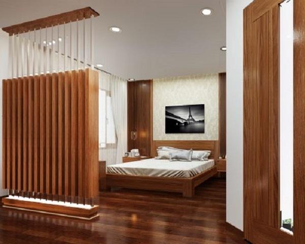 Những ưu điểm và cách chọn vách ngăn gỗ ván ép
