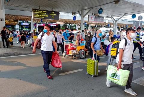 Điều chỉnh quy hoạch sử dụng đất, gấp rút xây nhà ga T3 Tân Sơn Nhất