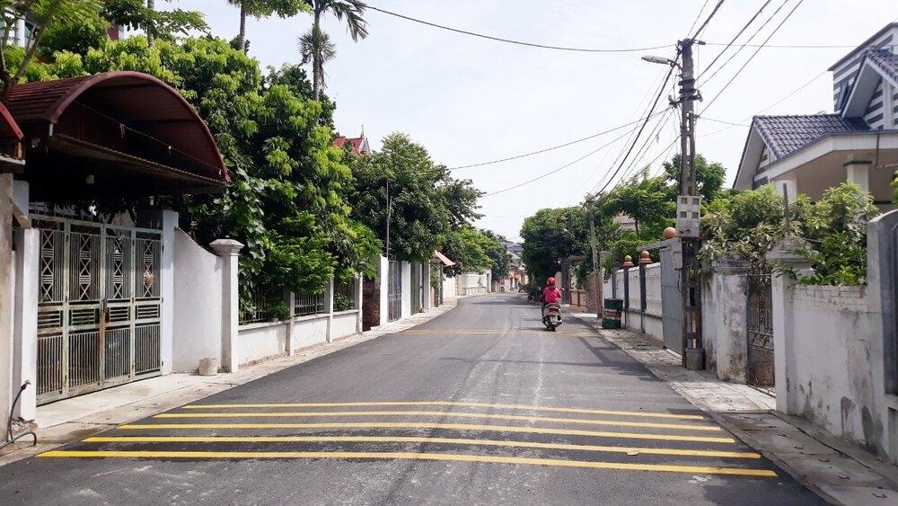 Vĩnh Phúc: Phấn đấu cuối năm có 2 xã đạt chuẩn Nông thôn mới nâng cao, thôn dân cư kiểu mẫu