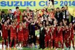 Thái Lan đăng quang AFF Cup 2014