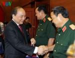 Phó Thủ tướng Nguyễn Xuân Phúc thăm và làm việc tại Quân khu 7