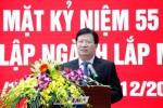 Bộ trưởng Trịnh Đình Dũng dự kỷ niệm 55 năm thành lập TCty LILAMA