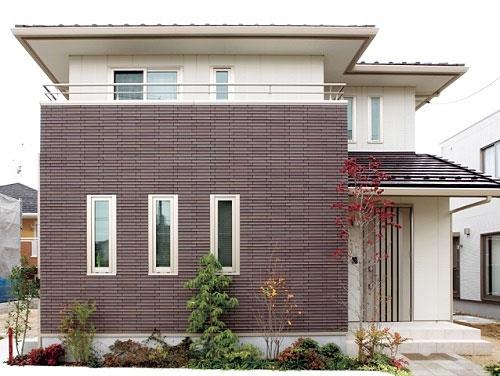 3 nguyên nhân nên sử dụng gạch ốp tường ngoài trời