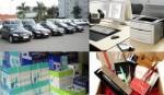 Phân cấp thẩm quyền quyết định mua sắm tài sản, hàng hóa