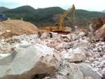 Quảng Bình: Bổ sung mỏ đá vôi tại Minh Hóa vào quy hoạch thăm dò, khai thác và sử dụng khoáng sản làm nguyên liệu