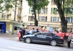 """Hà Nội: Cư dân Dự án Bright City """"kêu cứu"""" trước cổng Sở Xây dựng Hà Nội"""