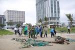 Đà Nẵng: Khẩn trương thực hiện công tác vệ sinh, môi trường sau đợt ngập úng