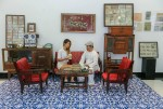 Căn phòng trưng bày gần nghìn đồ cổ tái hiện Sài Gòn xưa