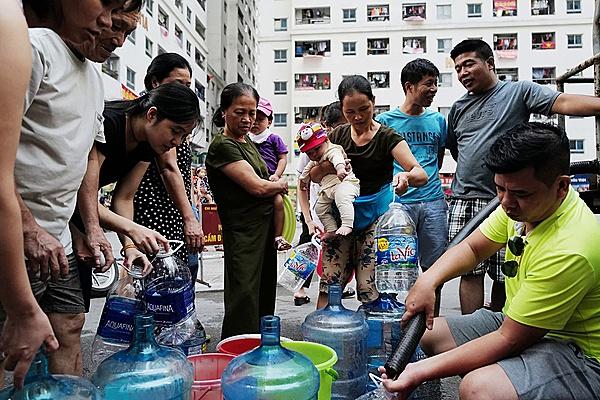 Băn khoăn chất lượng, dịch vụ nước sạch