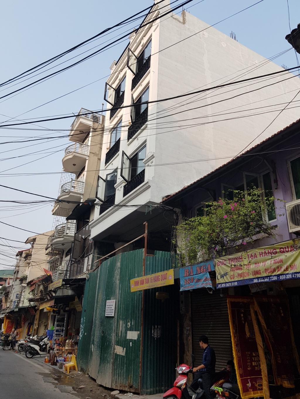 Hoàn Kiếm (Hà Nội): Bao giờ phường Hàng Gai mới xử lý công trình xây dựng vi phạm?