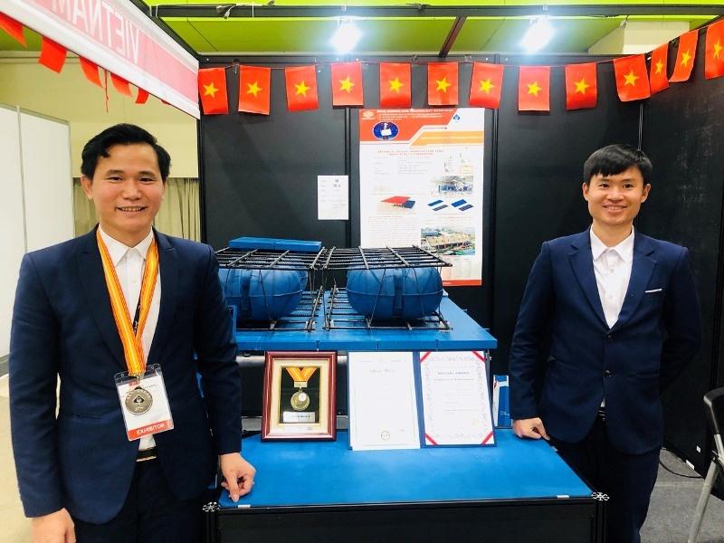 Sản phẩm vật liệu xây dựng Việt Nam đăng quang giải thưởng quốc tế