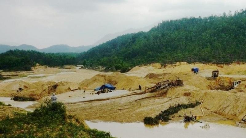 Hà Tĩnh: 28 khu vực được bổ sung vào quy hoạch khoáng sản