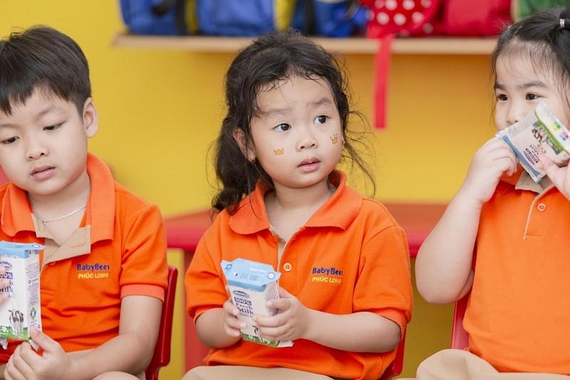 Bổ sung 21 loại vi chất vào sữa tươi học đường là cần thiết, nâng cao tầm vóc trẻ