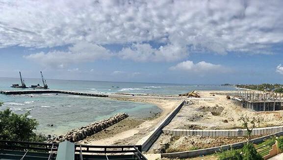 Quảng Ngãi: Giao 50 tỷ đồng để thực hiện dự án Cảng Bến Đình