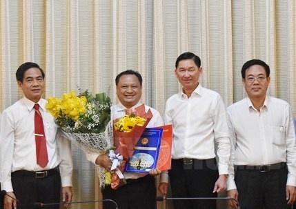 Nhân sự mới Vĩnh Long, TPHCM, Thanh Hóa