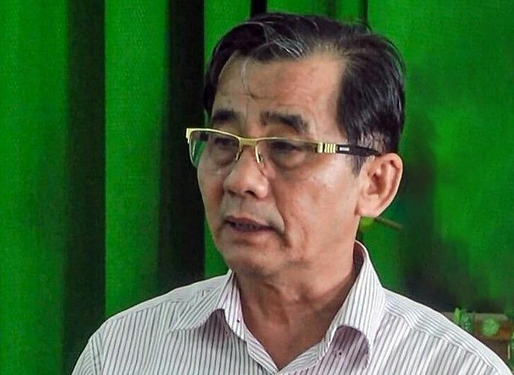 Chủ tịch HĐND TP Phan Thiết bị khởi tố