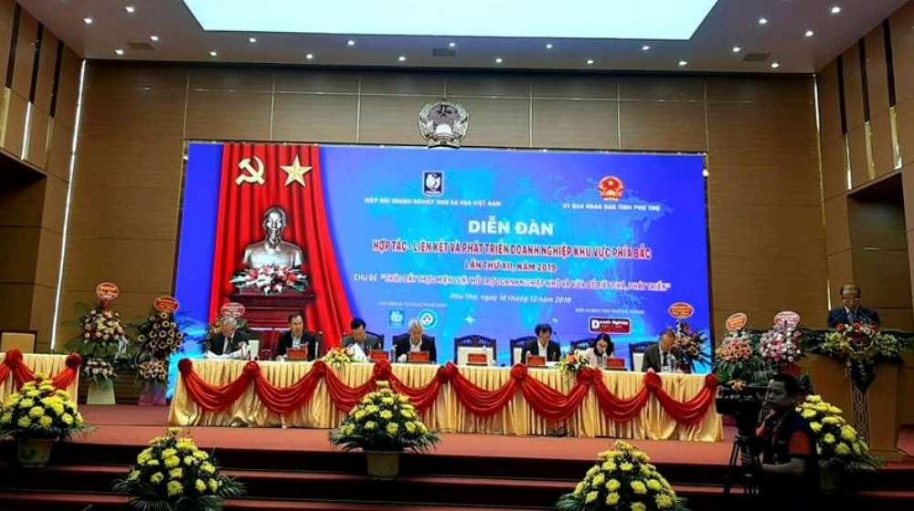 Phú Thọ: Tổ chức Diễn đàn Hợp tác – Liên kết và Phát triển doanh nghiệp khu vực phía Bắc