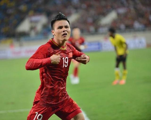 Quang Hải lọt đề cử Cầu thủ xuất sắc nhất châu Á của Fox Sport