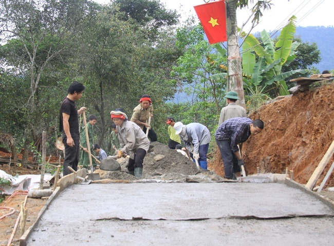 Xây dựng nông thôn mới các xã biên giới: Cần cơ chế đặc thù và hướng phát triển kinh tế lâu bền