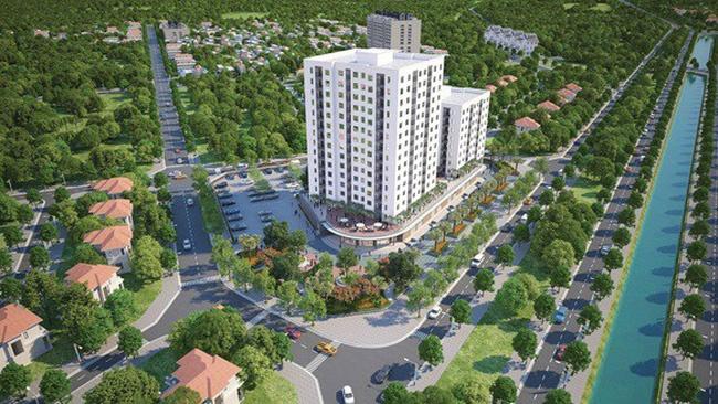 Giá đất trung tâm tăng cao, các dự án giá tốt tại quận Long Biên hút khách hơn cả