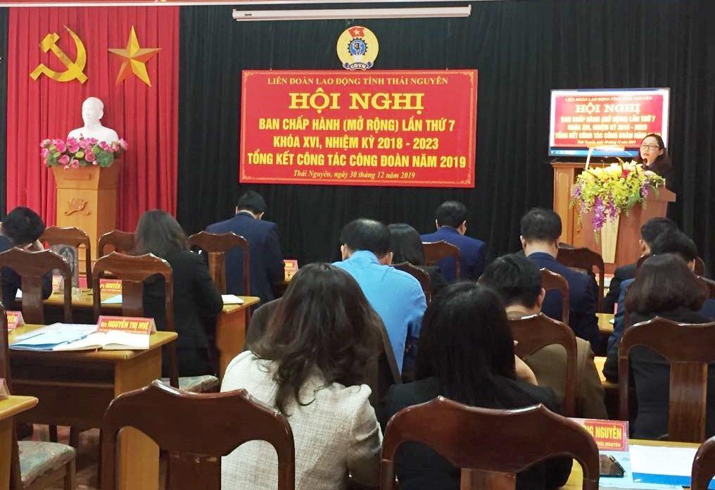 Thái Nguyên: Nhiều hoạt động Công đoàn thiết thực, bổ ích dành cho người lao động