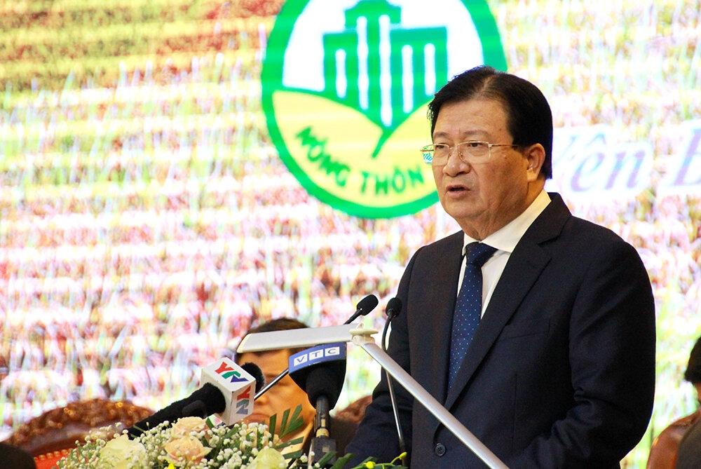 Hội nghị tổng kết xây dựng nông thôn mới vùng đặc biệt khó khăn