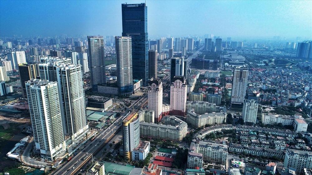 Hà Nội phấn đấu đến năm 2025 có 5 huyện trở thành quận
