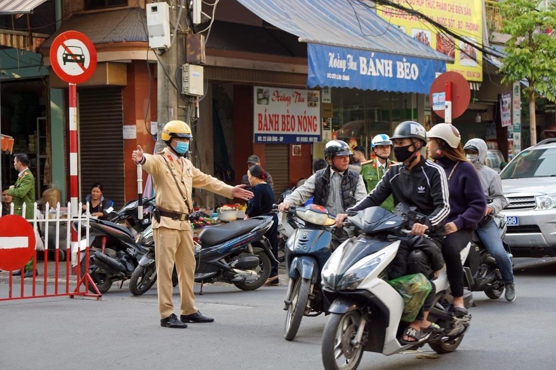 Hồng Bàng (Hải Phòng): Đảm bảo trật tự an toàn giao thông, văn minh đô thị