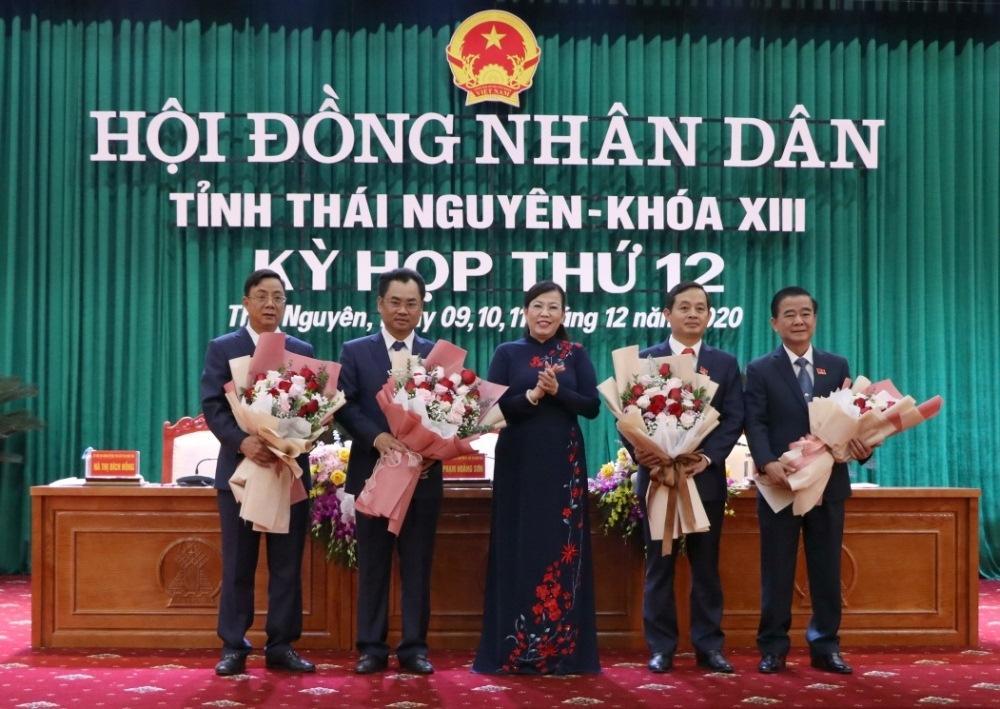 Thái Nguyên có tân Chủ tịch UBND tỉnh