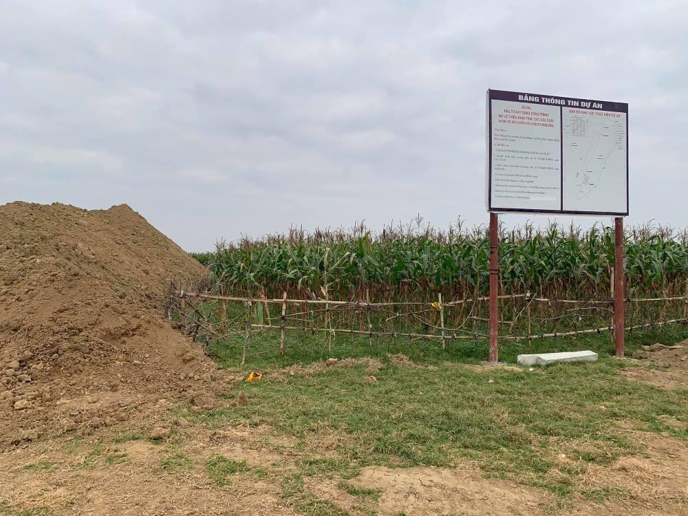 Hiệp Hòa (Bắc Giang): Người dân kịch liệt phản đối dự án khai thác cát, sỏi của Công ty Dũng An Phát