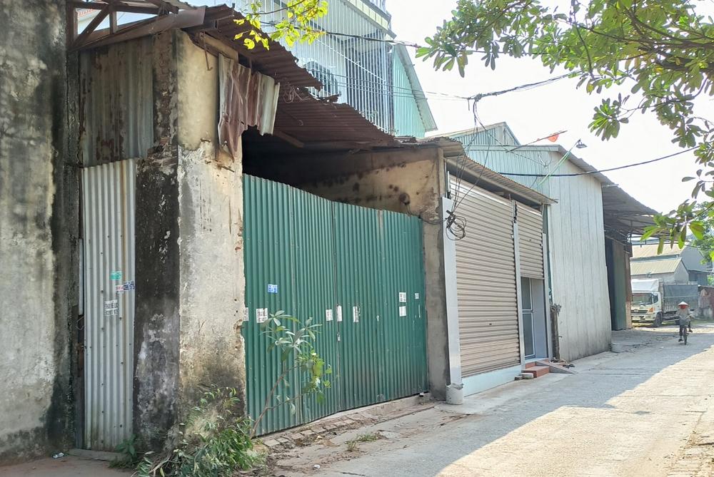 Thường Tín (Hà Nội): Doanh nghiệp ngang nhiên kinh doanh trên đất nông nghiệp tại xã Văn Tự