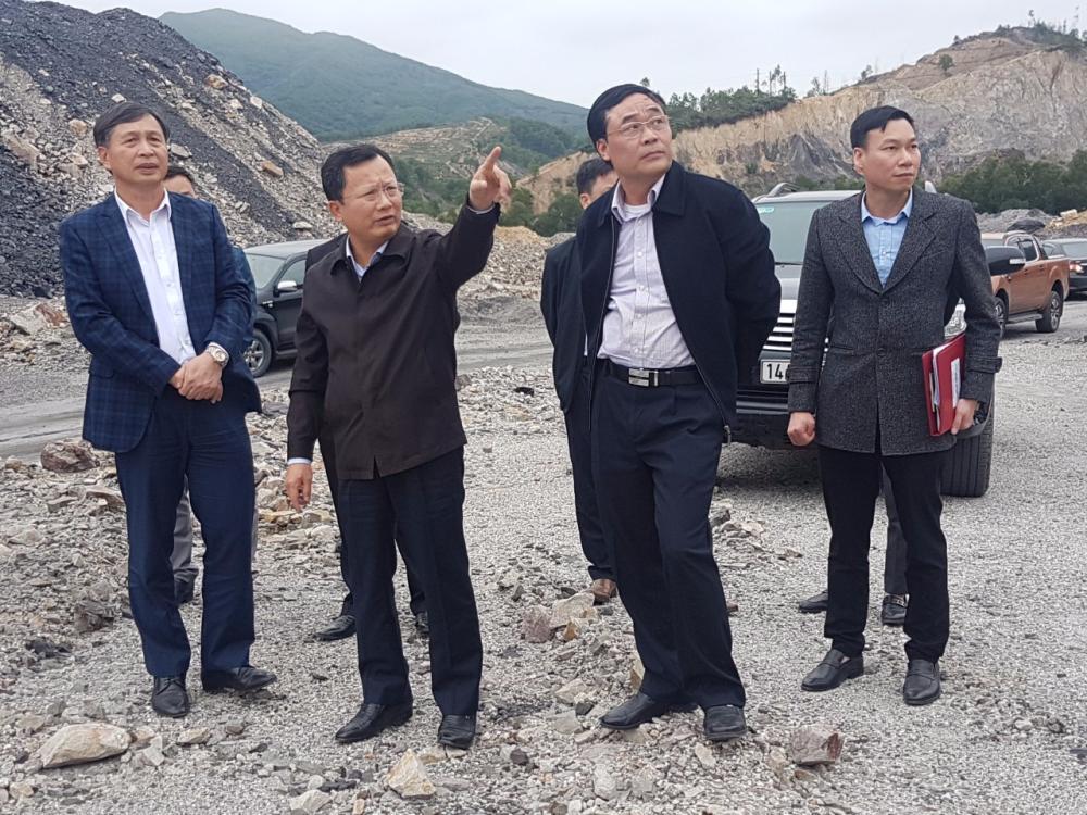 Quảng Ninh: Giải bài toán thừa đất thải mỏ, thiếu đất san nền