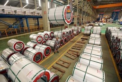 Áp thuế chống bán phá giá với sản phẩm thép cán nguội nhập khẩu