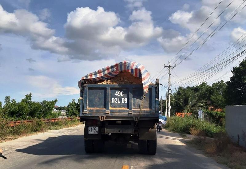 Ninh Thuận: Tăng cường kiểm tra, xử lý vi phạm về tải trọng phương tiện