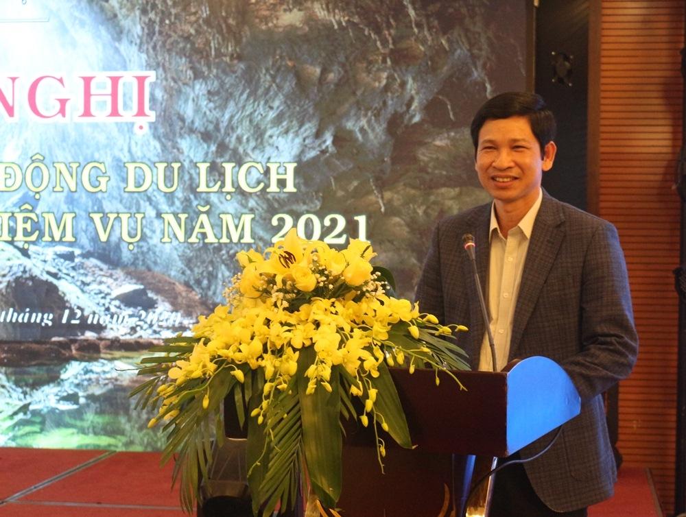 Quảng Bình: Tập trung ổn định ngành Du lịch trong tình hình mới
