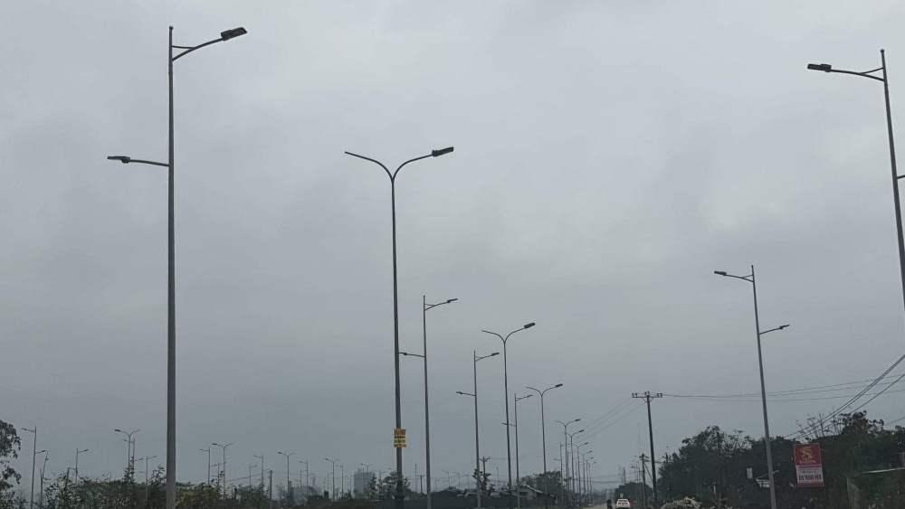 Thừa Thiên – Huế: Hai công trình chiếu sáng chồng lên nhau liệu có lãng phí?