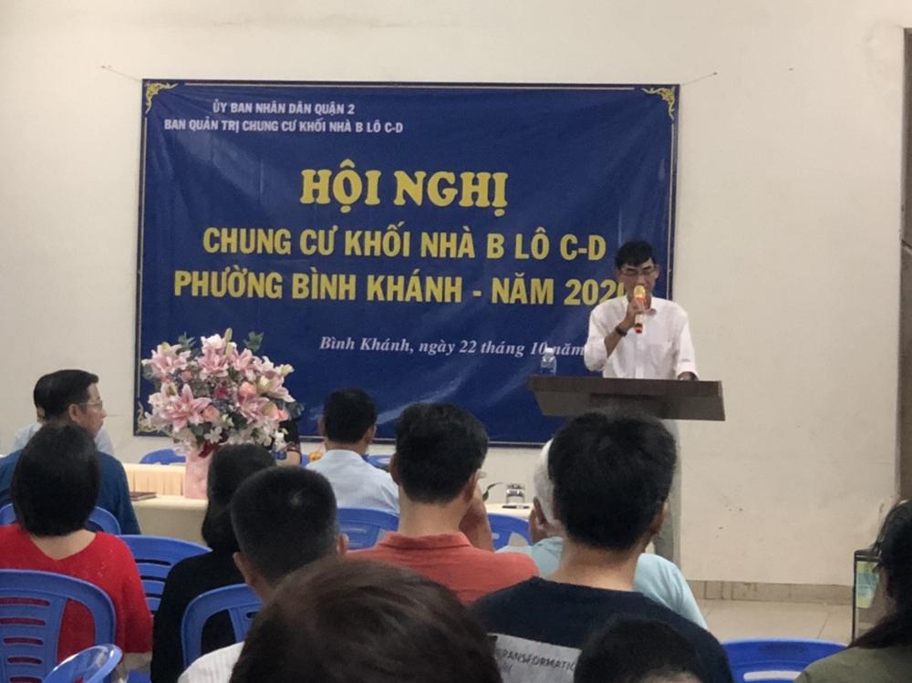 Thành phố Hồ Chí Minh: Cư dân tố Ban quản trị tham ô quỹ bảo trì