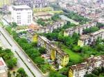 Thành phố Vinh:  Tăng cường mảng xanh cho đô thị