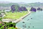 Một tuyến đường đẹp bên bờ di sản Hạ Long