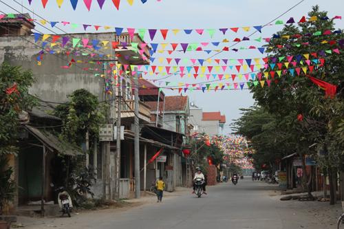 20 xã hoàn thành xây dựng nông thôn mới
